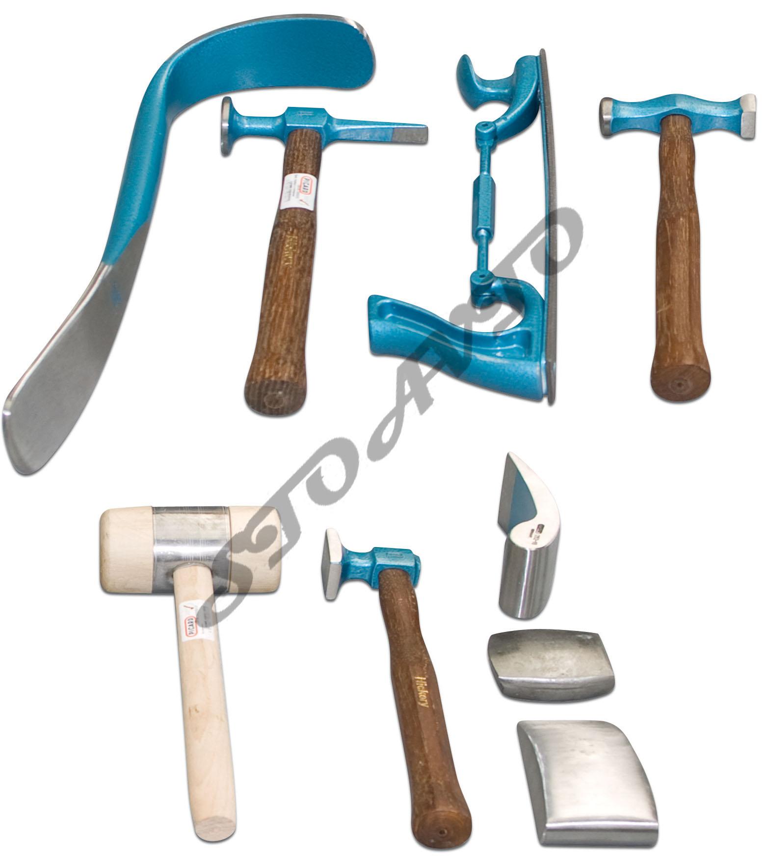 Инструменты жестянщика - Самоделки, поделки и полезные 47
